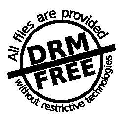 """Логотип """"Без DRM"""""""