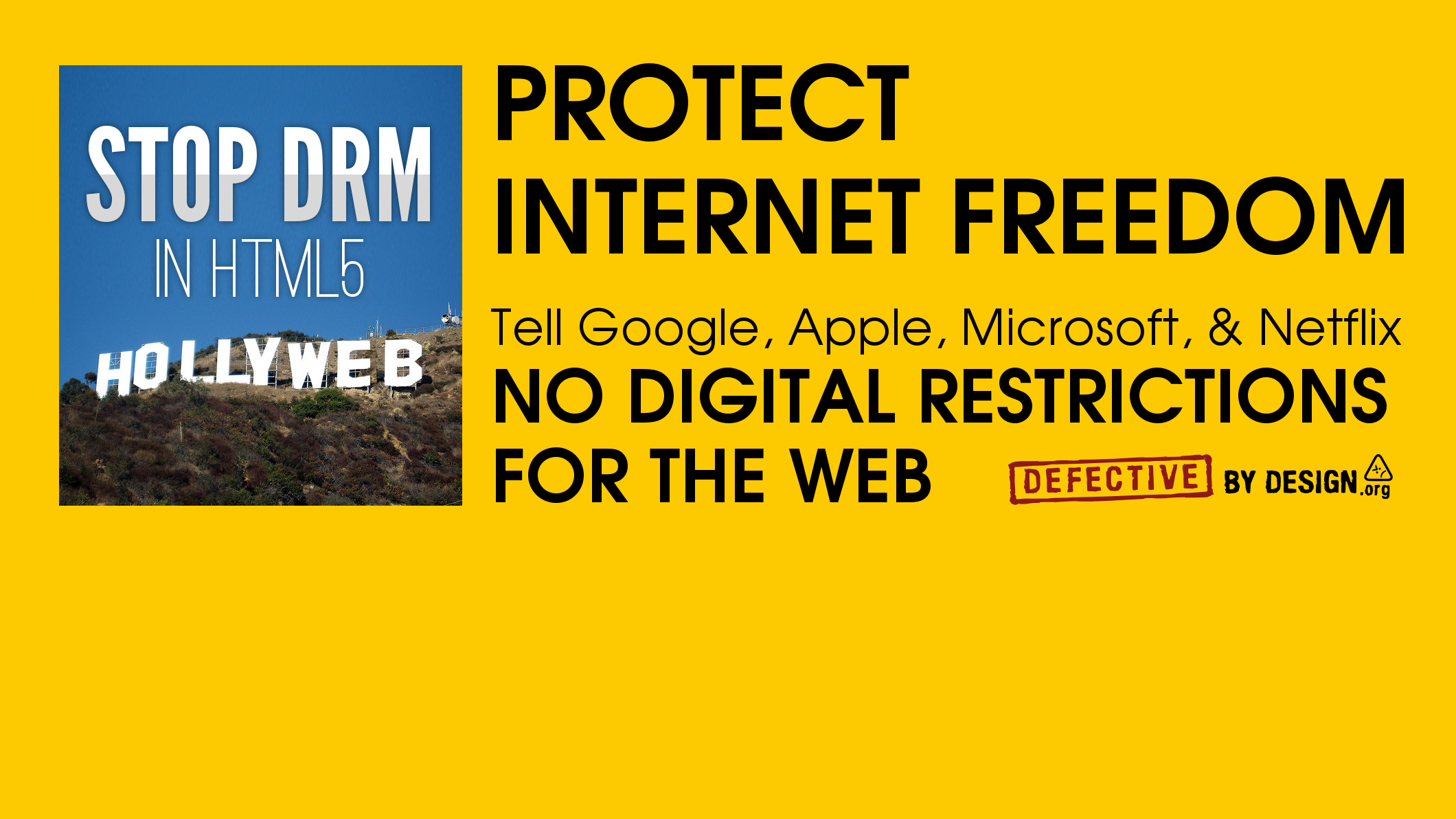 Protect Internet Freedom !