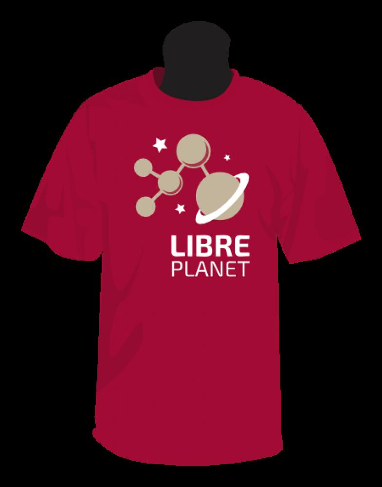LibrePlanet 2017 T-shirt