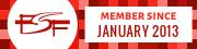 [Free Software Foundation Associate Member]