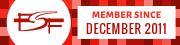 [ FSF associate member ]