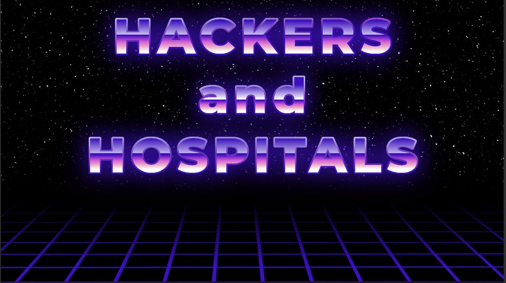 The Hackers and Hospitals logo