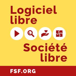 Logiciel libre, société libre