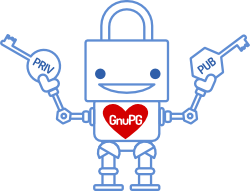 A valentine's day crypto robot