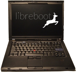 Minifree T400 Notebook with Libreboot