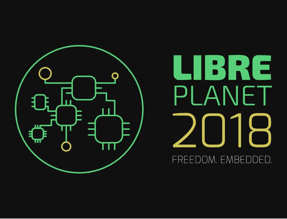 Apply for a travel scholarship to LibrePlanet 2018