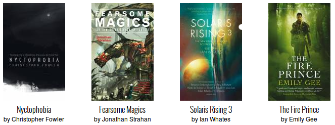 Some titles available from Rebellion Publishing