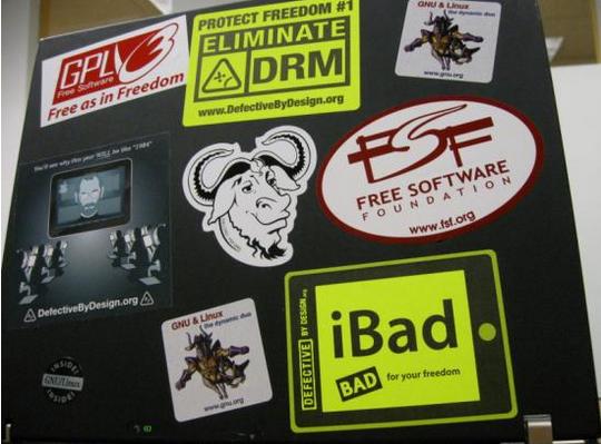 FSF sticker pack