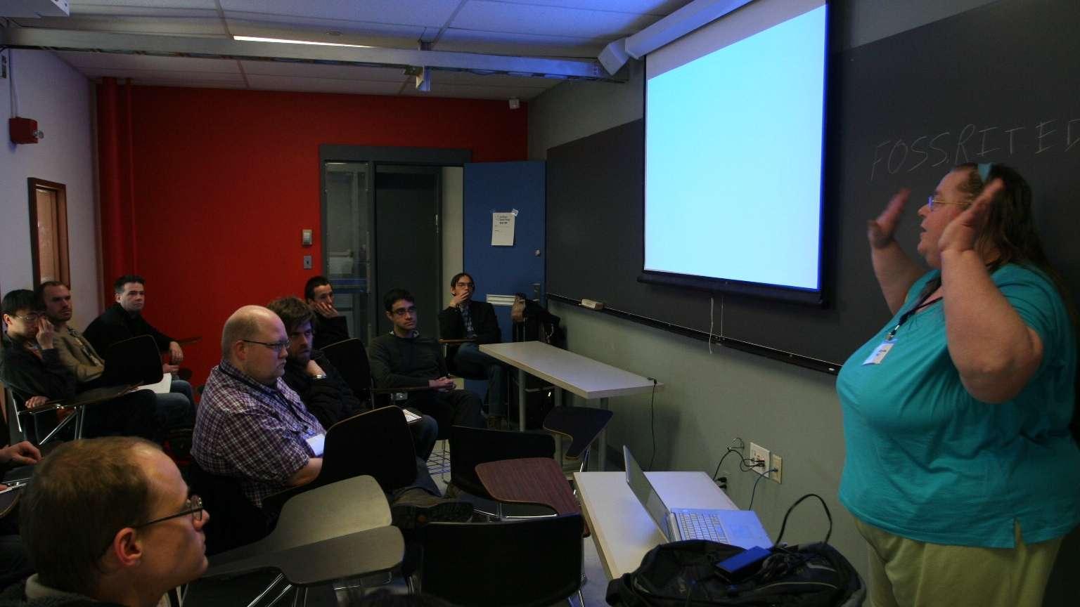 [ A presentation at LibrePlanet 2013]