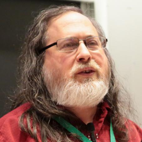 [ Richard Stallman - Photo ]