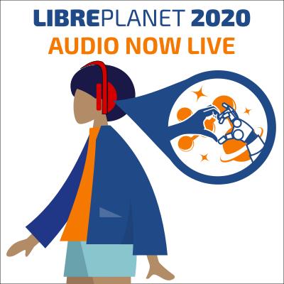 LibrePlanet Audio Now Online