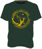 Picture of LibrePlanet T-Shirt.