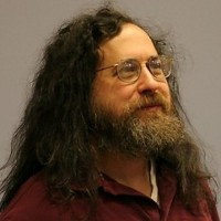 [ Richard Stallman - Photo ]