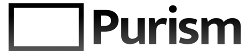 The Purism logo.