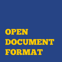 Формат OpenDocument