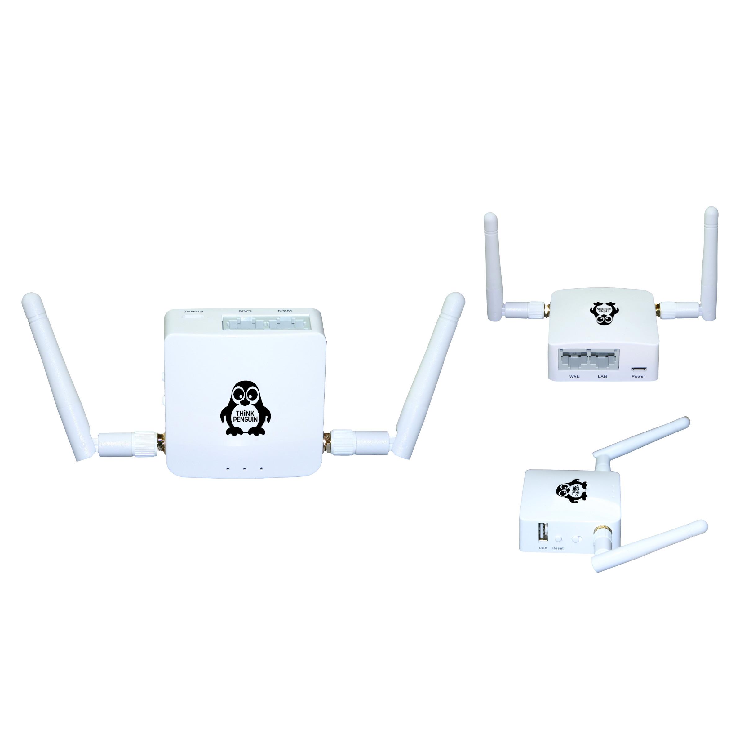 ThinkPenguin mini-routers