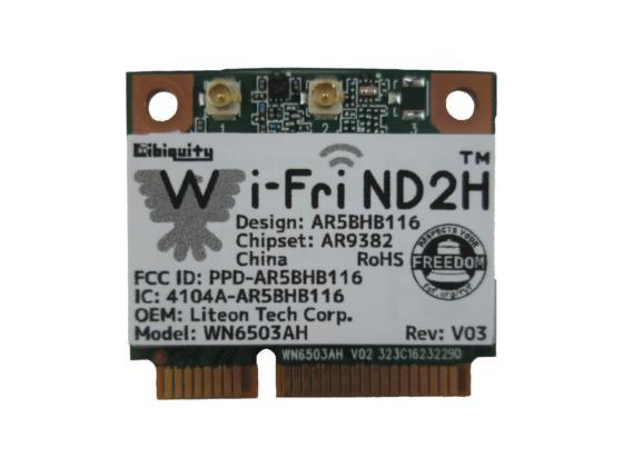 wi-fri nd2h wifi card