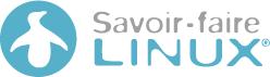 Savoir-faire Linux logo.